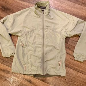 NWOT Women's Small Patagonia windbreaker jacket